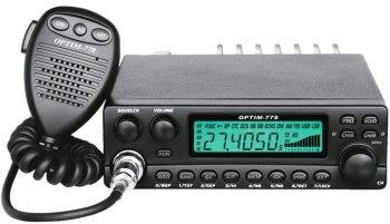 Купить Автомобильная радиостанция OPTIM 778, 400 кан. (CB), 50 Вт в городе Магнитогорск по цене 7990 руб - Мир Электроники