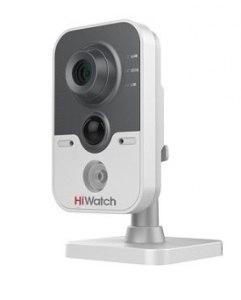 Купить IP камера HiWatch DS-i114 (2,8мм), 1Мп, внутренняя, корпусная в городе Уфа по цене 6040 руб - Мир Электроники