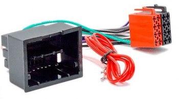 Купить Переходник ISO-mini Carav 12-0031 на 4гн RCA на Datsun, Lada Kalina 2, Priora, Granta в городе Сыктывкар по цене 250 руб - Мир Электроники