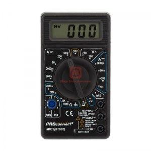 Купить Мультиметр MS832 Proconnect в городе Рыбинск по цене 350 руб - Мир Электроники