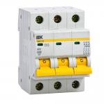 Автоматический выключатель 3-фазный 63А х-ка С ИЭК