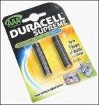 Аккумулятор Duracell HR03 AAA 1000mAh Ni-MH