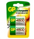 Аккумулятор GP R20 450DKC 4500mAh