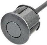 Датчик парктроника, диаметр 18мм, цвет черный