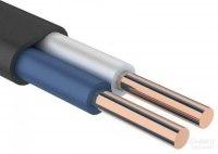 Кабель ВВГ 2 х 1,5 медный 2 одножильных провода сечением 1,5 кв.мм ГОСТ