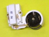 Реле пусковое для холодильников P2/РТК2 (КВ-140С)