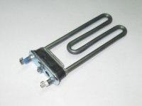 Тэн для стиральных машин 1900W L-185mm средний/прямой/с отверстием (HTR000SA)