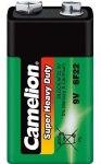 Батарейка Camelion 6F22