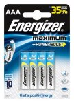 Батарейка Energizer MAXIMUM LR03 AAA