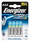 Батарейка Energizer MAXIMUM LR03 AAA