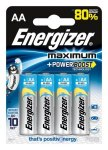 Батарейка Energizer MAXIMUM LR6 AA