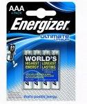 Батарейка Energizer Lithium L92 AAA 1,5В