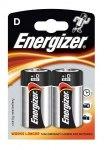 Батарейка Energizer LR20 тип D