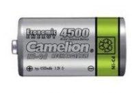 Аккумулятор Camelion R20 4500mAh Ni-Cd