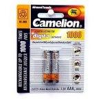 Аккумулятор Camelion R03 1000mAh Ni-MH