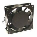 Вентилятор RQA 9225HSL, 220VAC, 92х92х25мм, 0,09А, 27Дб, 2400 об/мин, подшипник скольжения