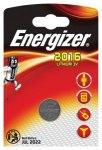 Батарейка Energizer Lithium CR2016