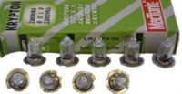 Лампа для фонаря Mactronic KPR 4.8V 0.75A E10