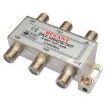 Ответвитель ТАН 416 F на 4 отвода затухание 16дБ 5-1000 МГц