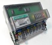 Счетчик переменного тока Меркурий 231 AT-01 электронный трехфазный многотарифный