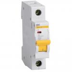 Автоматический выключатель 1-фазный 3А х-ка С ИЭК