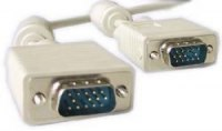 Кабель для монитора VGA 15шт-15шт Gembird Premium 20 м., тройной экран, феррит. кольца