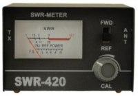 Прибор для измерения коэффициента стоячей волны KCB SWR-420