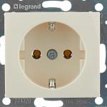 Розетка Legrand Valena для подключения динамиков, сл. кость LEG-695621