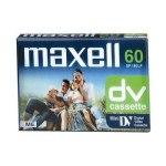 Видеокассета Maxell DVM-60 mini DV