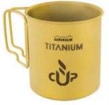 Кружка ADRENALIN Titanium Cup 450