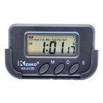 Часы автомобильные Kenko 613D (будильник)