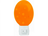 Светильник Camelion ночник NL-119 месяц светодинамический с выключателем 0.7Вт LED