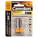 Аккумулятор Camelion R6 2300mAh Ni-MH
