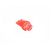 Светодиод Т10, 1led, габарит, стоп, повторитель поворота, цвет красный