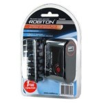 Блок питания 3-9,5В 3A Robiton PN3000S стабилизированный автомобильный (12-13,8 Вольта)