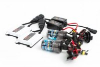 Комплект ксенона GCar H27 5000K, DC, постоянный ток