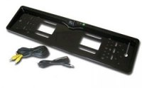 Видеокамера заднего вида E-316 в рамке номерного знака