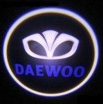 Логотип-проекция Daewoo беспроводная