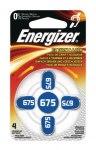 Батарейка Energizer ZA-675