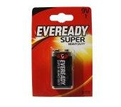 Батарейка Eveready 6F22
