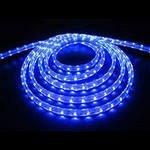 Светодиодная лента 3528/60 водонепроницаемая IP68 синий 4,8W 220V