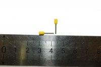 Клемма на провод для обжима многожильного кабеля TIC-1.0-10  1.0мм