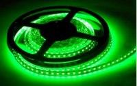 Светодиодная лента 3528/120 зеленый 9,6W 12VDC REZER