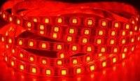Светодиодная лента 5050/60 красный 14,4W 12VDC REZER