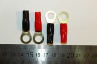 Клемма кольцевая 8GA Ring 9мм