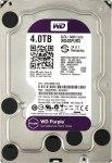 Жесткий диск WD Purple WD40PURX, 4Тб, HDD, для видеонаблюдения