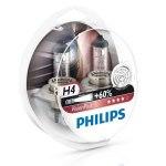 Автолампа Philips H4-12-60,55 +60% Vision Plus, набор
