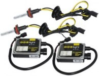 Комплект ксенона Egolight H4 4300K, AC, переменный ток