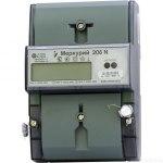 Счетчик переменного тока Меркурий 206 N электронный  многотарифный