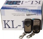 Автосигнализация без автозапуска Pantera KL-1